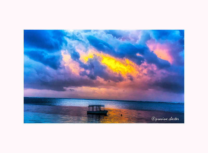Sunrise in Mombasa