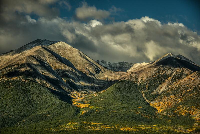 Mount Princeton Fall