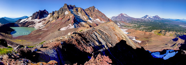 Oregon Cascades Range
