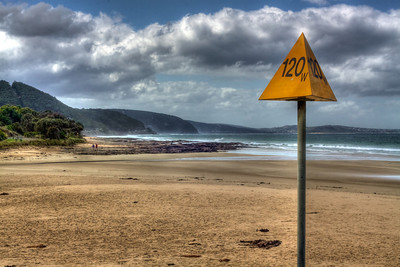 Surf Coast, HDR