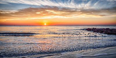 Hunting Island Sunrise