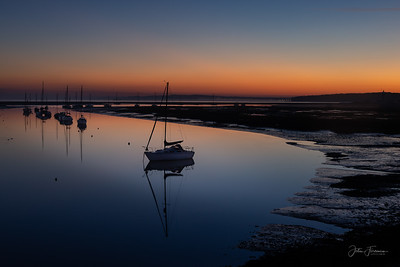 Keyhaven Harbour, Hampshire