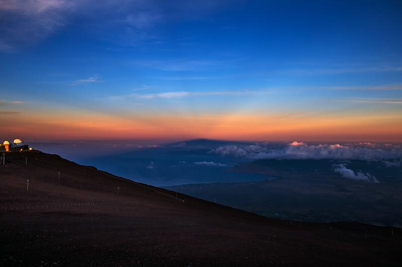 Volcano Shadow
