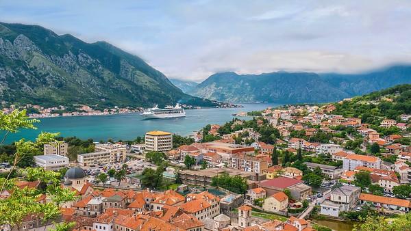 Beautiful Bay of Kotor