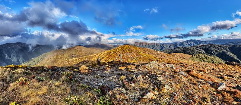Mount Urchin Track