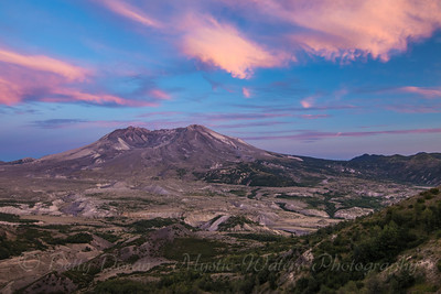 Mt St Helen - Washington