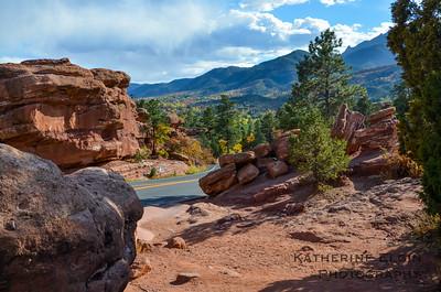 Garden of the Gods. Colorado Springs, CO.