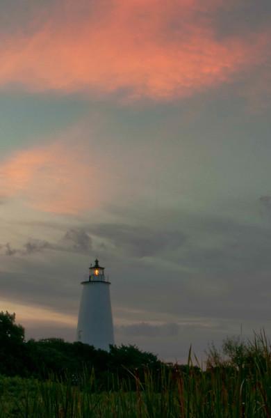 Ocracoke Lighthouse, Ockracoke, North Carolina