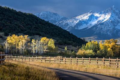 First Colorado Snow