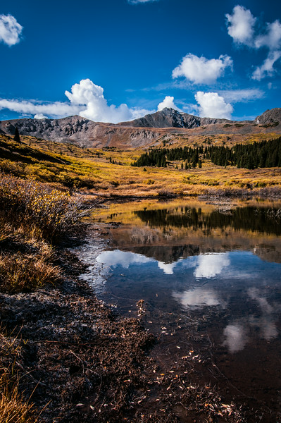 Mineral Basin Reflection