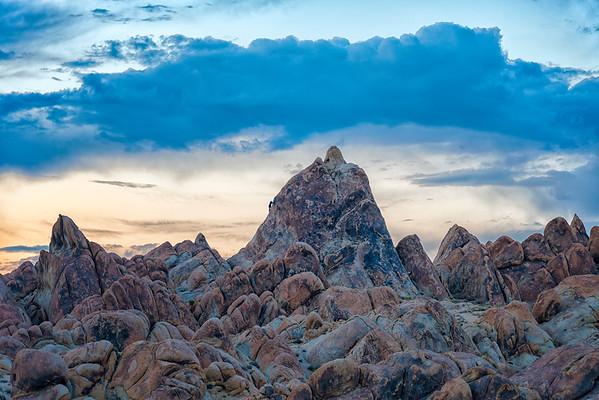 Unnamed Rock - Alabama Hills-3