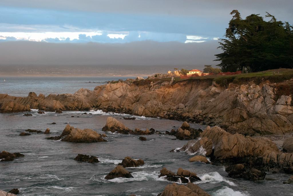 Pacific Grove Seascape