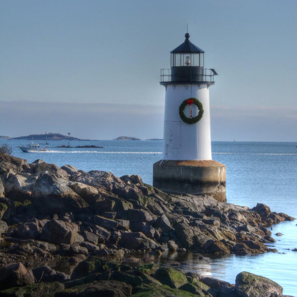 Ft. Pickering Lighthouse #2, at Winter Island Marina, Salem Ma.