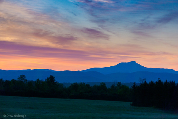 Camel's Hump Sunrise no. 1