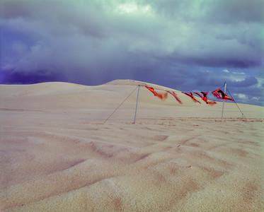 Lancelin dunes WA Australia