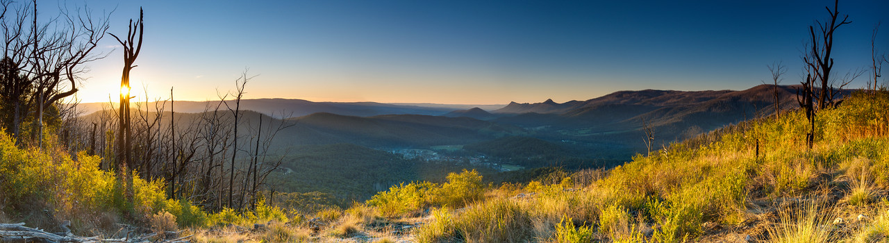 Keppel Lookout Sunset 2 - Marysville