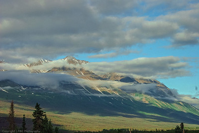 Kluane NP from Hanes Junction
