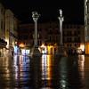 Rainy Piazza