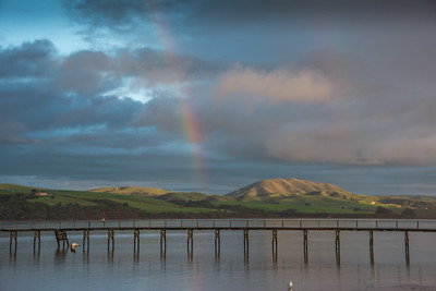 Elephant Mountain, Tomales Bay