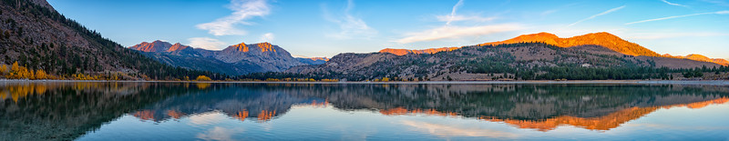 Sunrise Panorama - June Lake