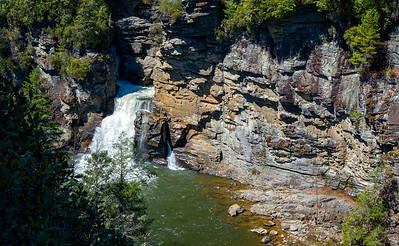 Linville Falls - Linville Gorge Wilderness - NC-5