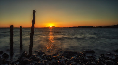 Scrabo Sunset