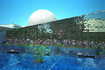 Epcot Center, Orlando, Florida
