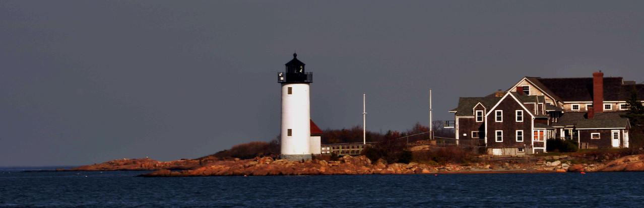 Annisquam Lighthouse #6, Gloucester Ma