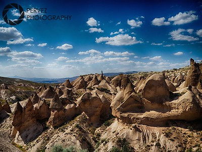 Devrent Valley in Cappadocia, where the rocks look like animals