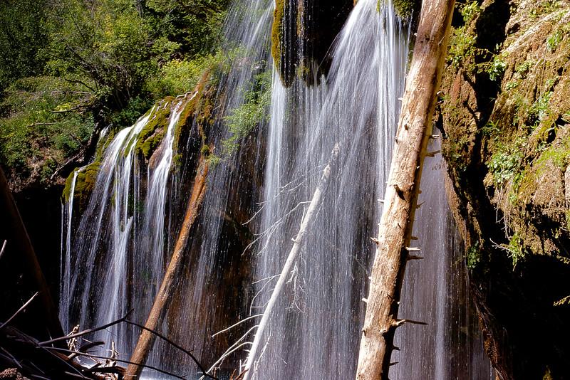 Waterfalls at Hanging Lake