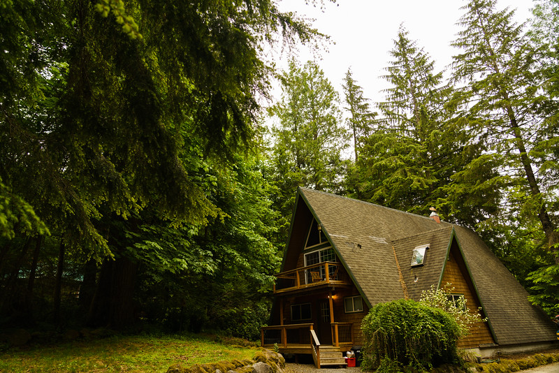 Cabins in Pacific North West Region