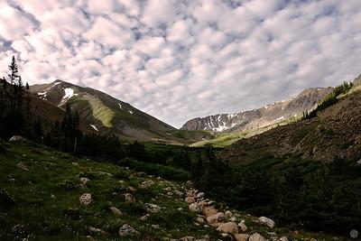 Mt. Belford Valley