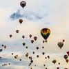 ABQ Balloon Fiesta 2014