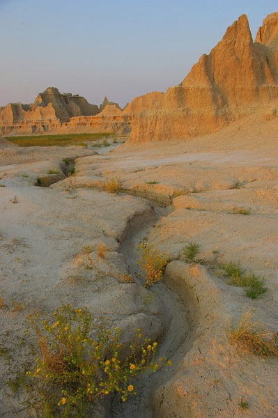 Dry Creek Bed, Badlands National Park