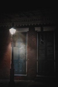 Street Light  - USA