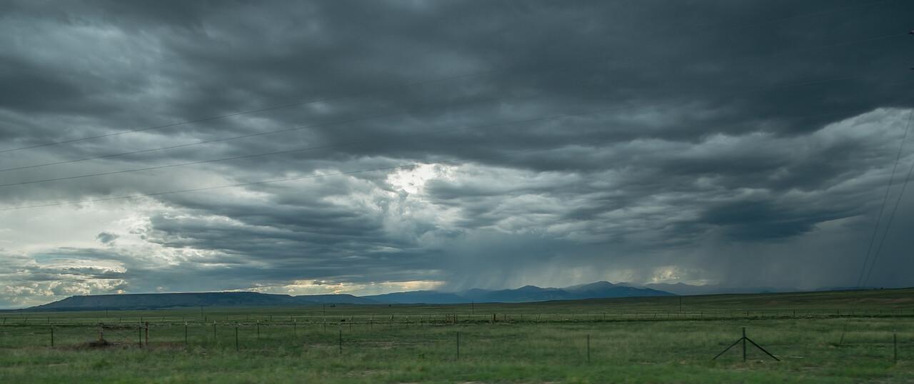 New Mexico Storm