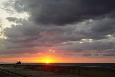 Havana Sunset