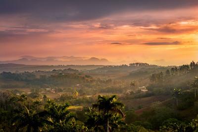 Vinales Sunrise - Cuba