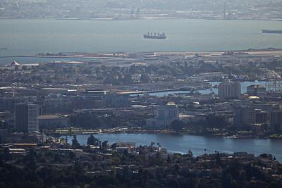 Lake Merritt in Oakland