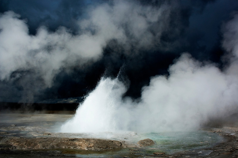 Fountain Geyser 2
