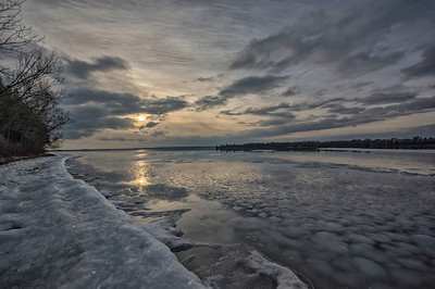 Dynamic Sky and Ice