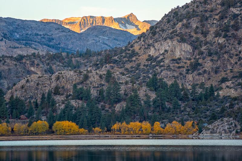 Rodgers Peak Sunrise - June Lake-2