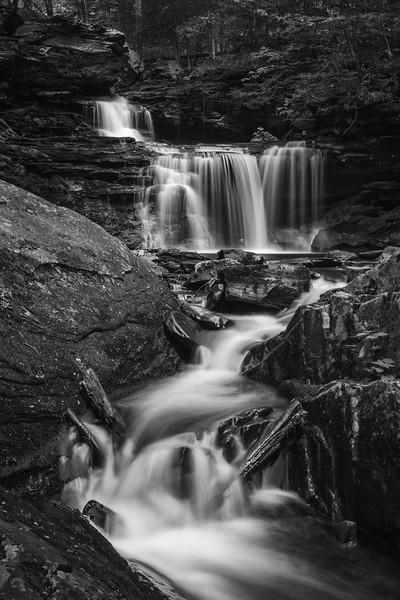 R B Ricketts Falls