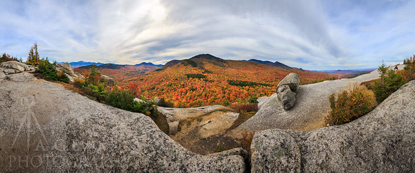 Peak Foliage from Middle Sugarloaf