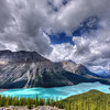 Peyto Lake, Icefields Parkway, Canadian Rockies, Canada