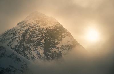 Everest Sunrise