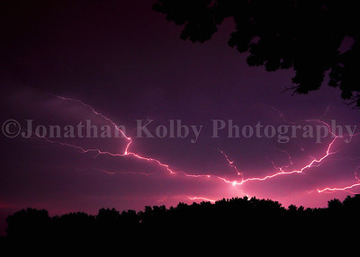 Anvil Lightning