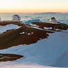 Mauna Kea Observatories || Hilo, Hawaii, USA<br /> <br /> Canon EOS 6D w/ EF24-105mm f/4L IS USM: 45mm @ ¹⁄₈₀ sec, f/5.6, ISO 400