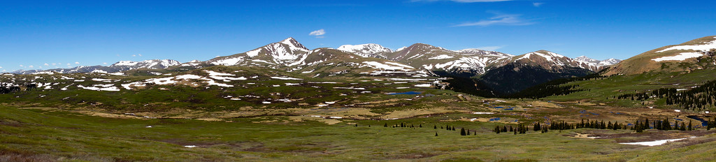 Guanella Pass Panorama