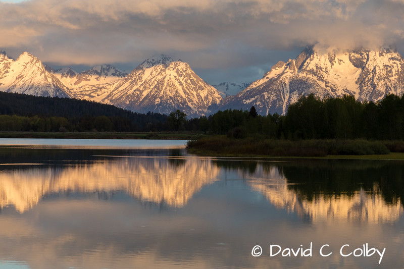 Ox-bow Bend